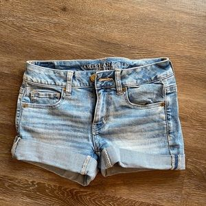 American Eagle Shorts Size 4